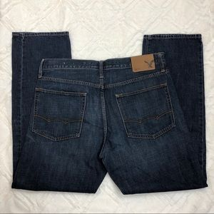 American Eagle Relaxed Straight men's jeans 33*32